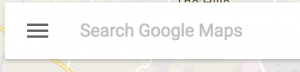 google map search